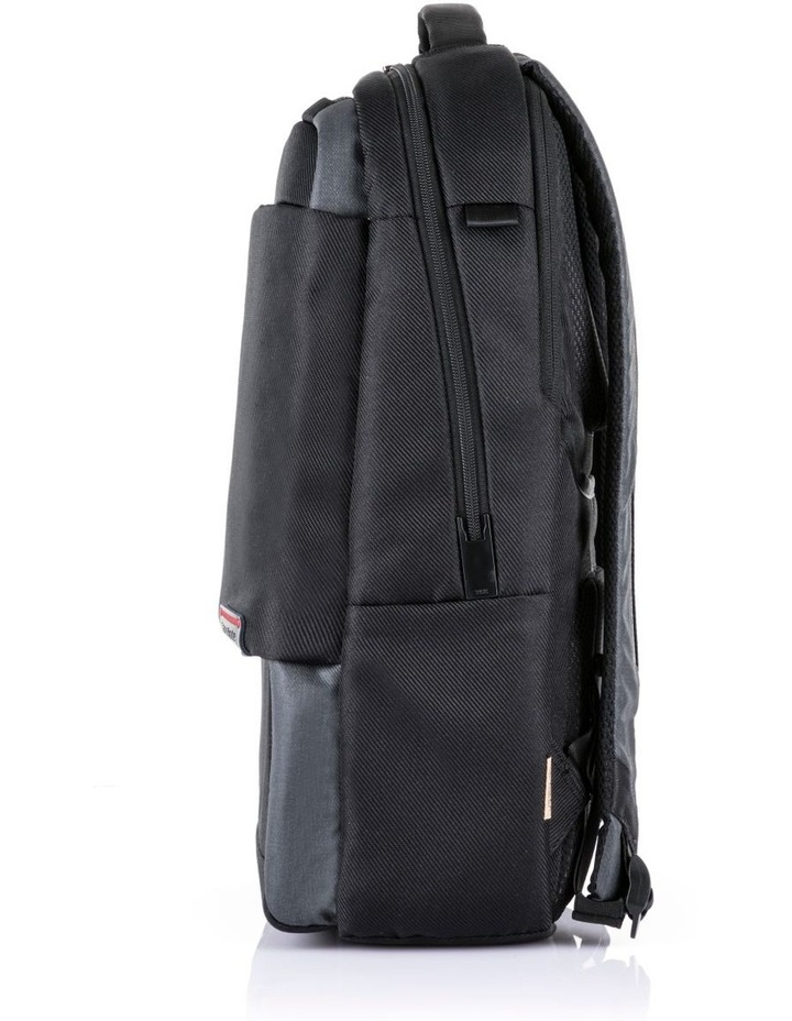 Marcus Eco Backpack - Black image 3