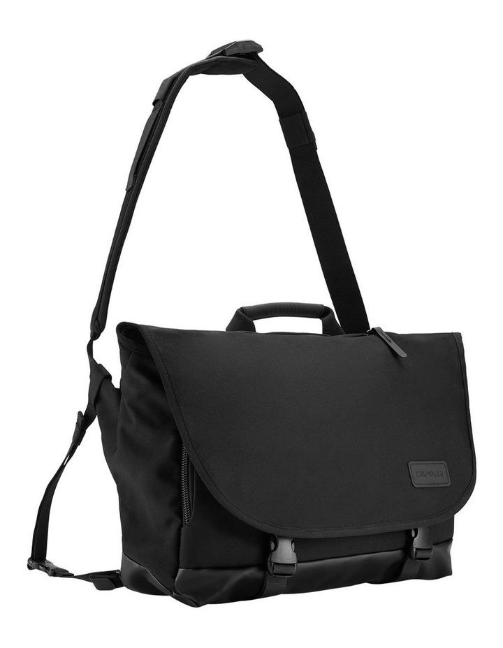 The Chronicler Plus Messenger Bag Black image 2