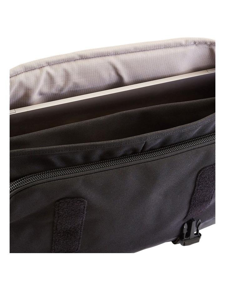 The Chronicler Plus Messenger Bag Black image 4