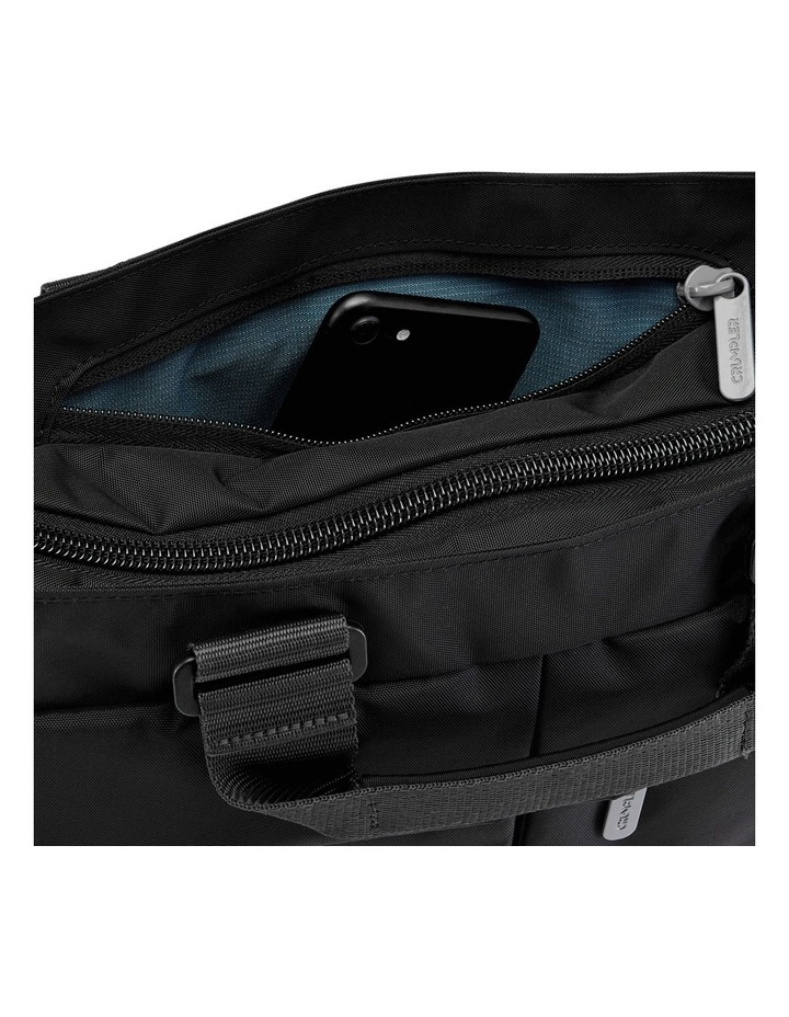 Passage Briefcase: Black image 3