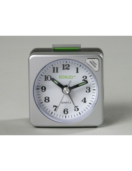 Analog Travel Alarm Clock image 1