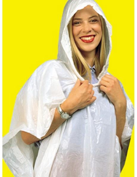 Unisex Plastic Raincoat image 1