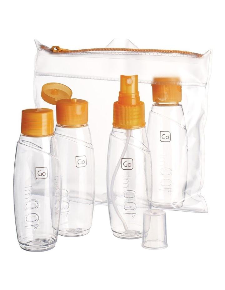 Cabin Bottles Set - Orange image 2