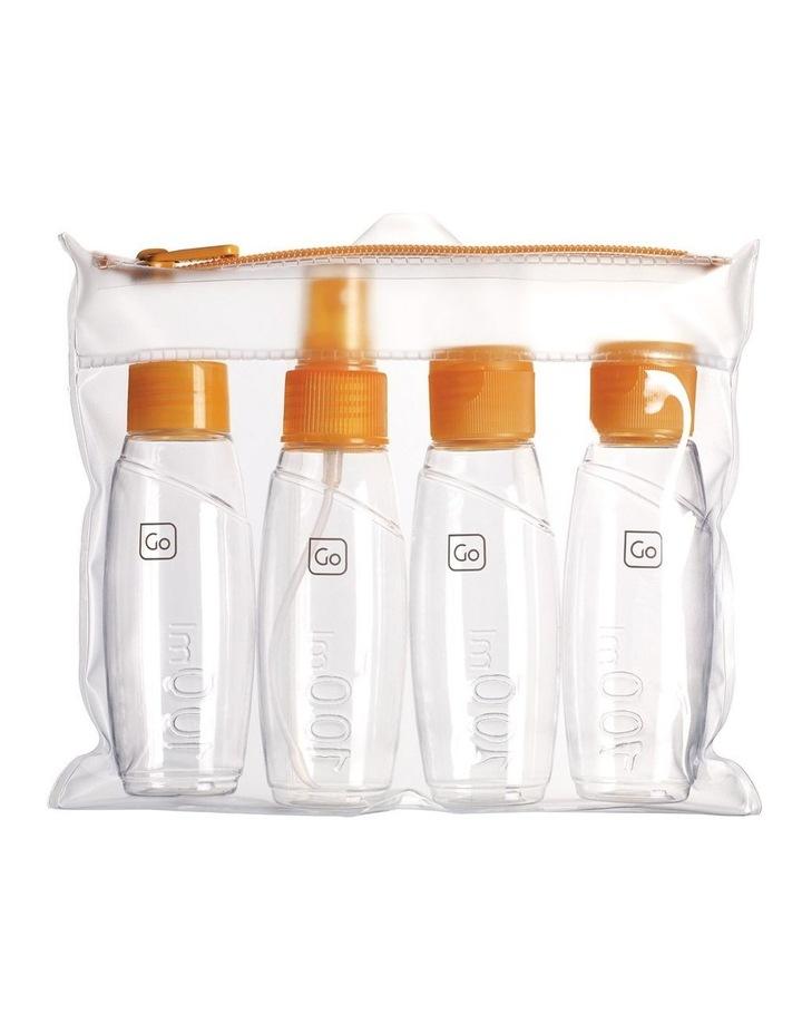Cabin Bottles Set - Orange image 3