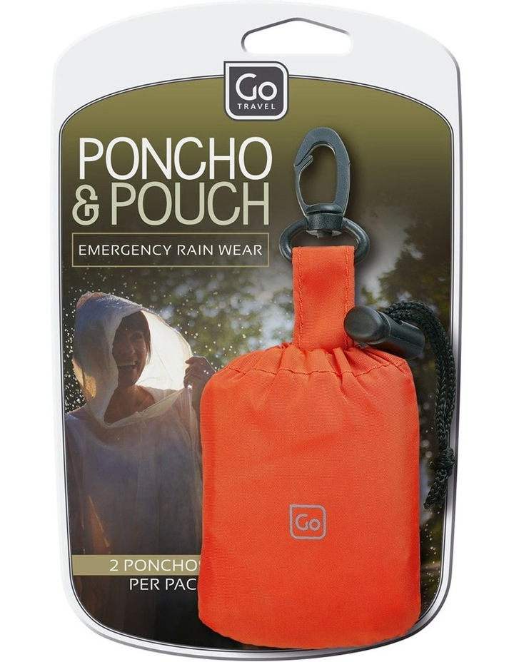 Poncho and Pouch image 1