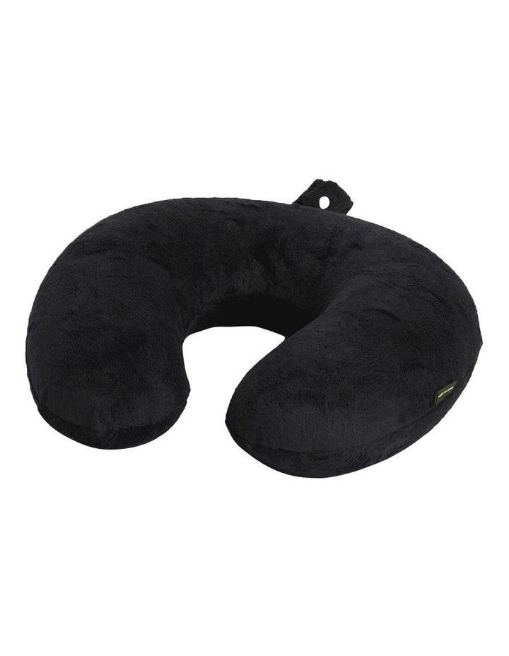 Memory Foam Pillow Black image 1