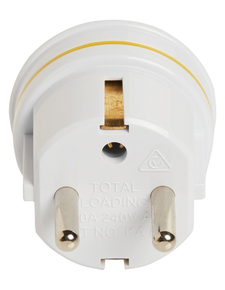 KA EU Europe Plug Adaptor image 3