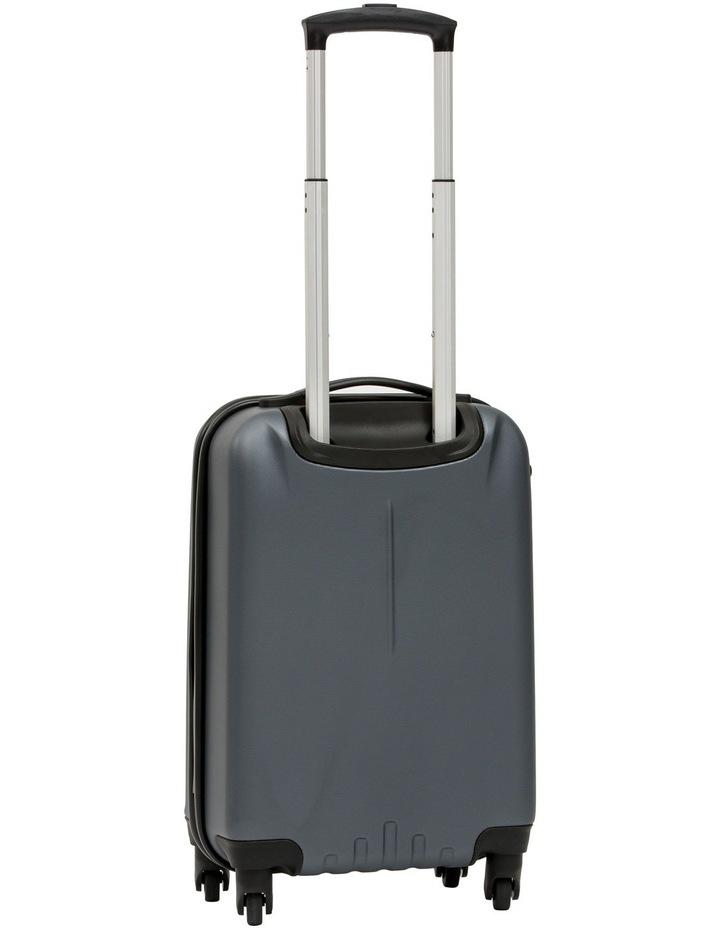 Quadlite Hardside Spinner Case Small 56cm Charcoal 2.7kg image 3