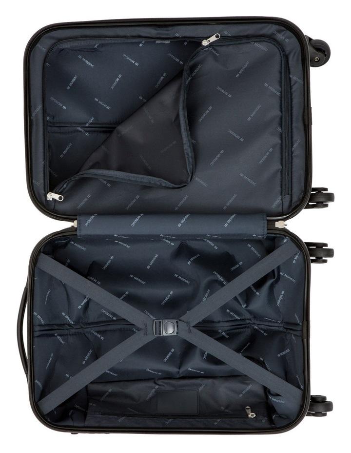 Quadlite Hardside Spinner Case Small 56cm Charcoal 2.7kg image 4