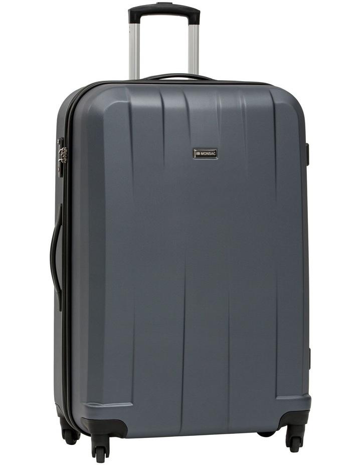 Quadlite Hardside Spinner Case Large 82cm Charcoal 4.7kg image 1