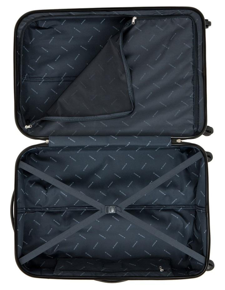 Quadlite Hardside Spinner Case Large 82cm Charcoal 4.7kg image 4
