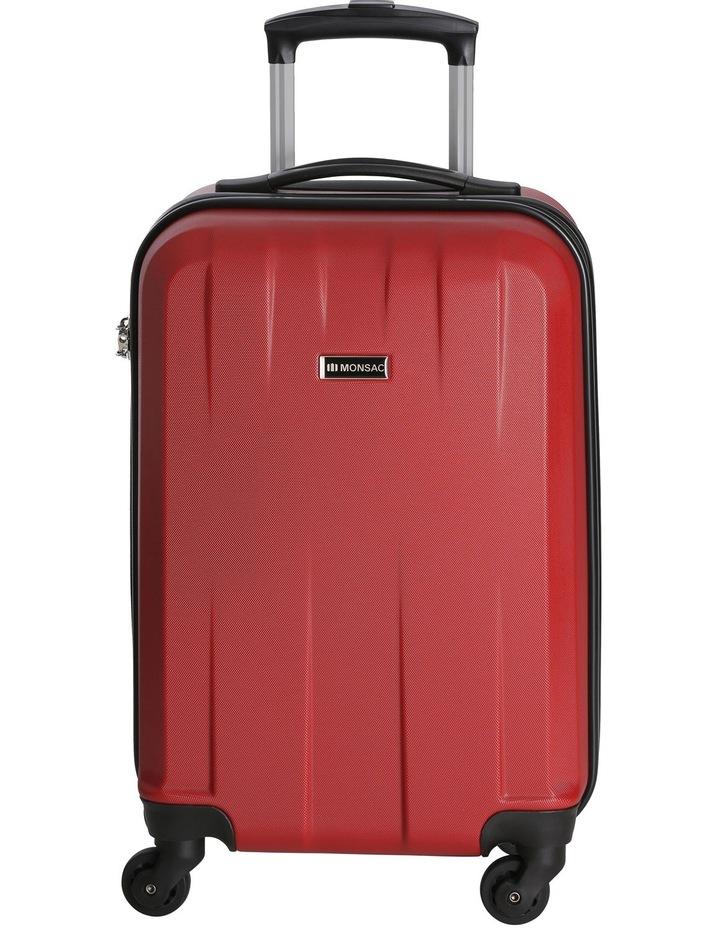 Quadlite Hardside Spinner Case Small 56cm Red 2.7kg image 1
