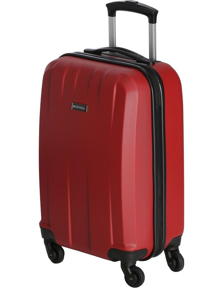 Quadlite Hardside Spinner Case Small 56cm Red 2.7kg image 2