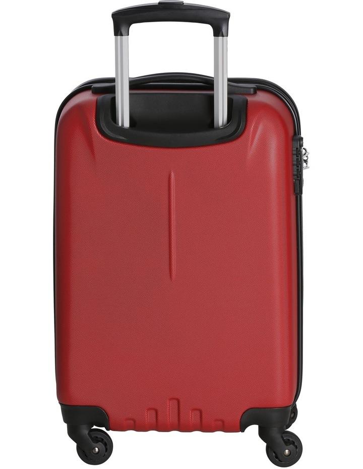 Quadlite Hardside Spinner Case Small 56cm Red 2.7kg image 3