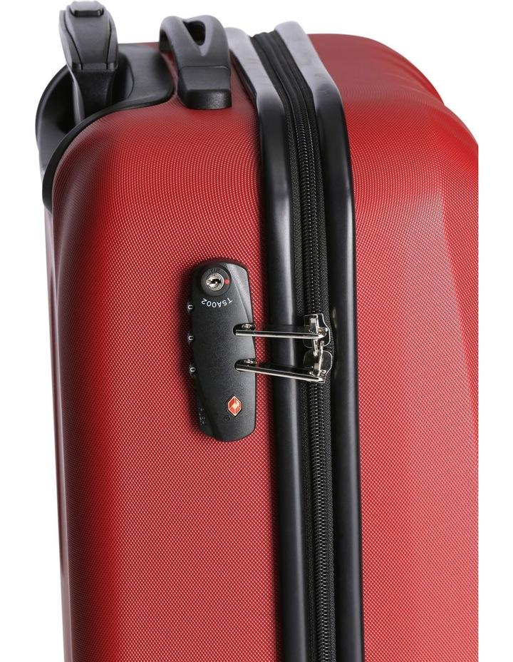 Quadlite Hardside Spinner Case Small 56cm Red 2.7kg image 5