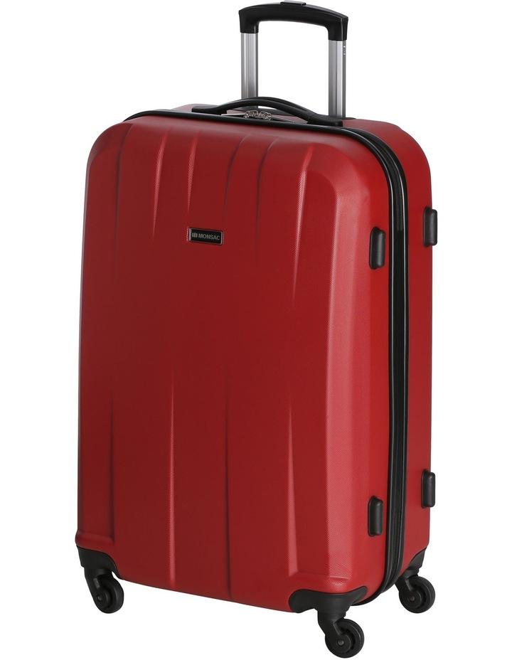 Quadlite Hardside Spinner Case Medium 72cm Red 3.8kg image 2