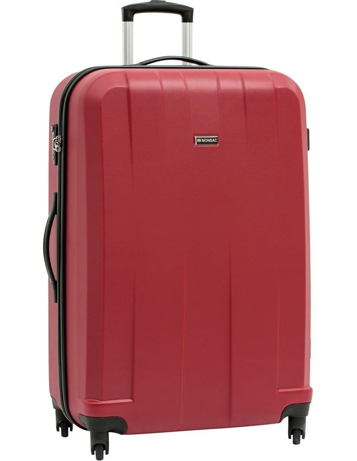 Quadlite Hardside Spinner Case Large 82cm Red 4.7kg image 1