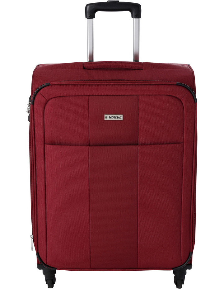 Venus Softside Spinner Case Medium 66cm Red 3.5kg image 1