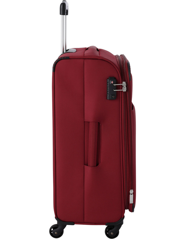 Venus Softside Spinner Case Medium 66cm Red 3.5kg image 2