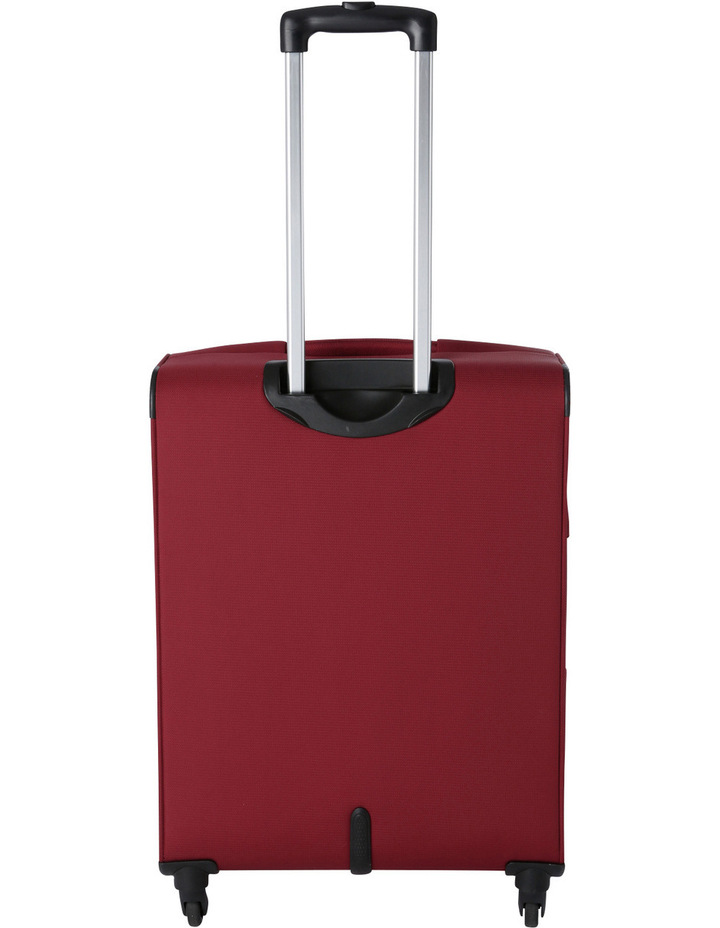 Venus Softside Spinner Case Medium 66cm Red 3.5kg image 4
