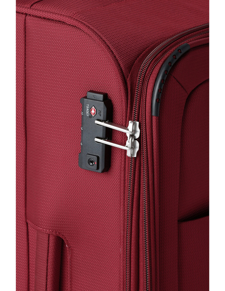 Venus Softside Spinner Case Medium 66cm Red 3.5kg image 6