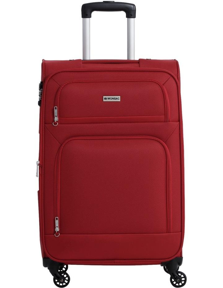 Lite Flight 4W Roller Case Med:67cm:Red 2.9kg image 2
