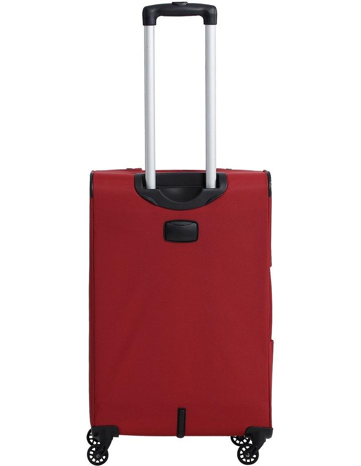 Lite Flight 4W Roller Case Med:67cm:Red 2.9kg image 3