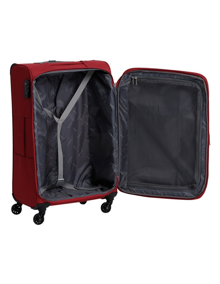 Lite Flight 4W Roller Case Med:67cm:Red 2.9kg image 4