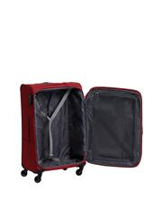 Monsac - Lite Flight 4W Roller Case Med:67cm:Red 2.9kg
