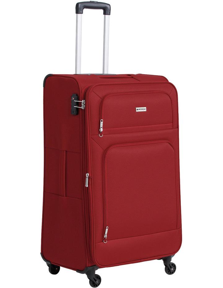 Lite Flight 4W Roller Case Lge:77cm:Red 3.3kg image 1