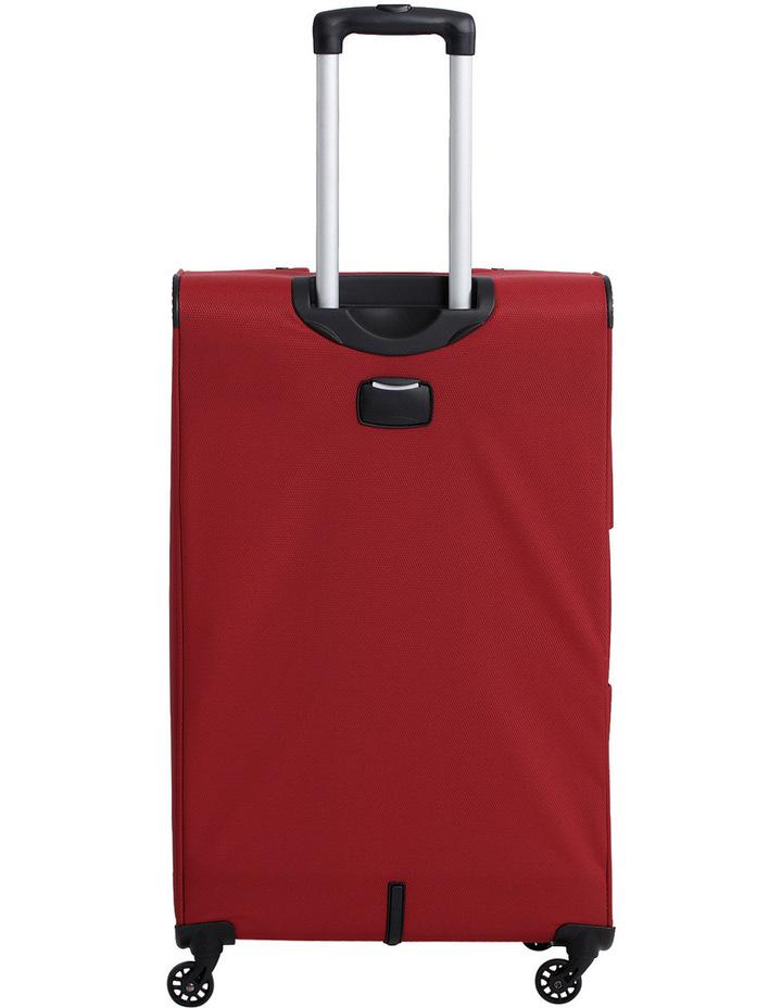 Lite Flight 4W Roller Case Lge:77cm:Red 3.3kg image 3