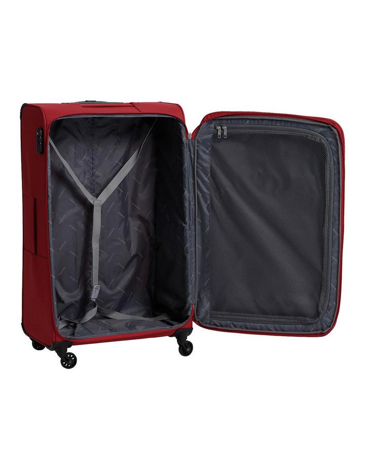 Lite Flight 4W Roller Case Lge:77cm:Red 3.3kg image 4