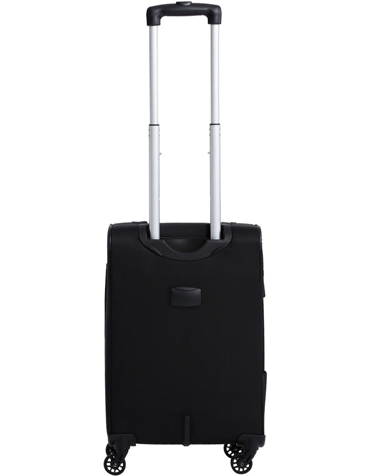 Lite Flight 4W Roller Case Sml:56cm:Black 2.4kg image 3