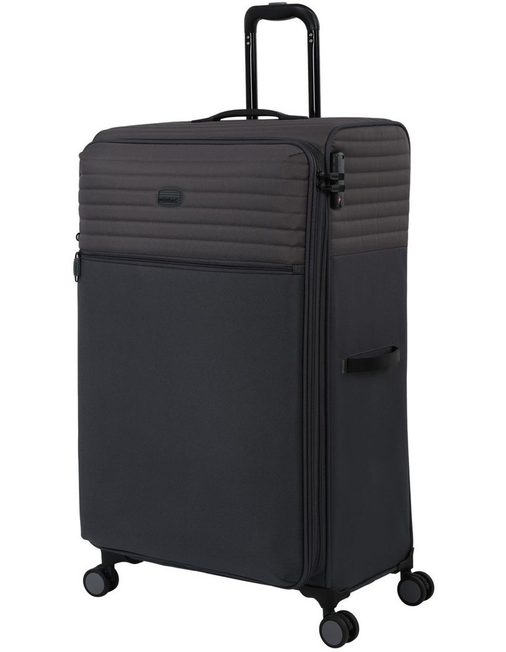 London Subsection Soft-Side Suitcase in Pewter - 80cm/3.4kg image 1