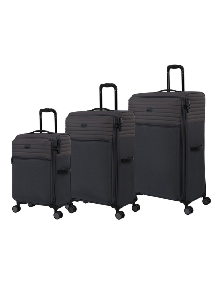 London Subsection Soft-Side Suitcase in Pewter - 80cm/3.4kg image 4