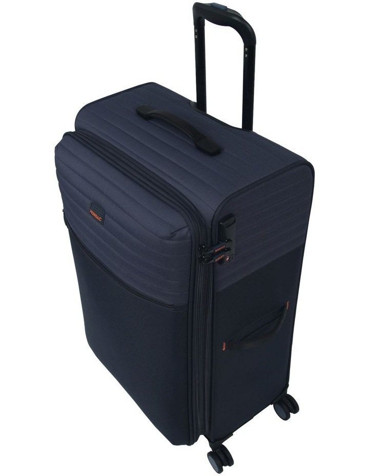 London Subsection Soft-Side Suitcase in Navy - 55cm/2.6kg image 3