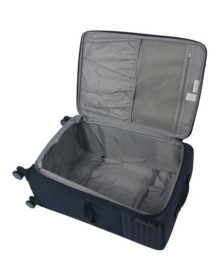 London Subsection Soft-Side Suitcase in Navy - 55cm/2.6kg image 4