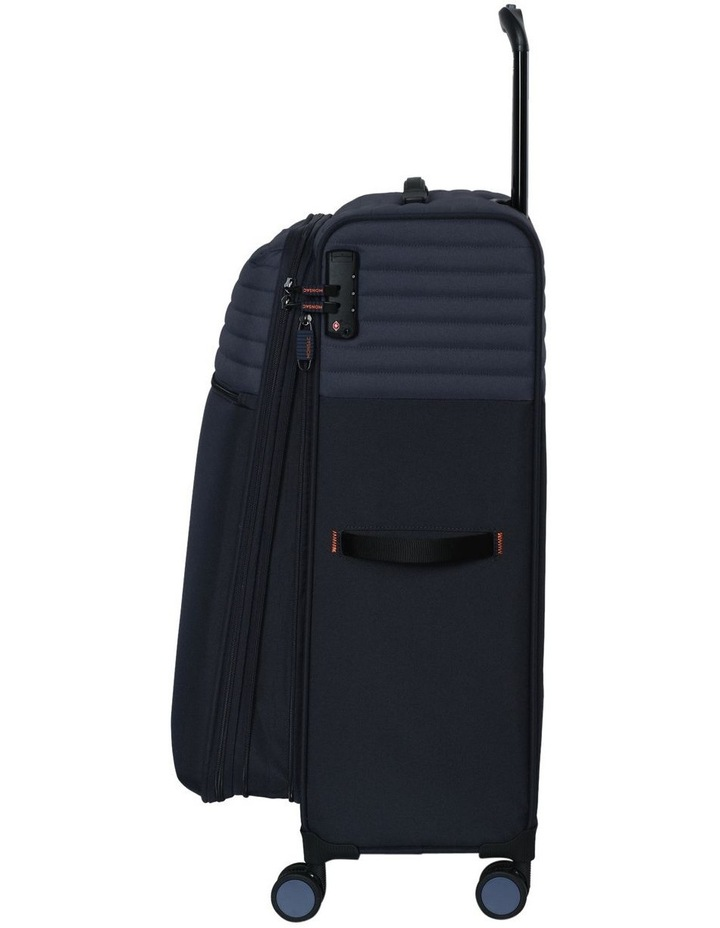 London Subsection Soft-Side Suitcase in Navy - 55cm/2.6kg image 5