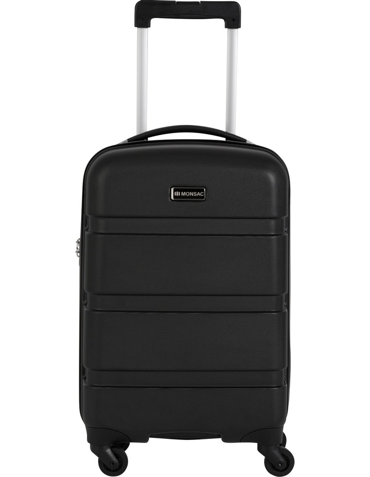 Mercury Hardside Spinner Case Small 56cm Black 2.7kg image 1