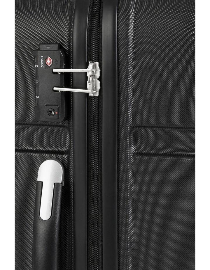 Mercury Hardside Spinner Case Large 80cm Black 4.6kg image 3