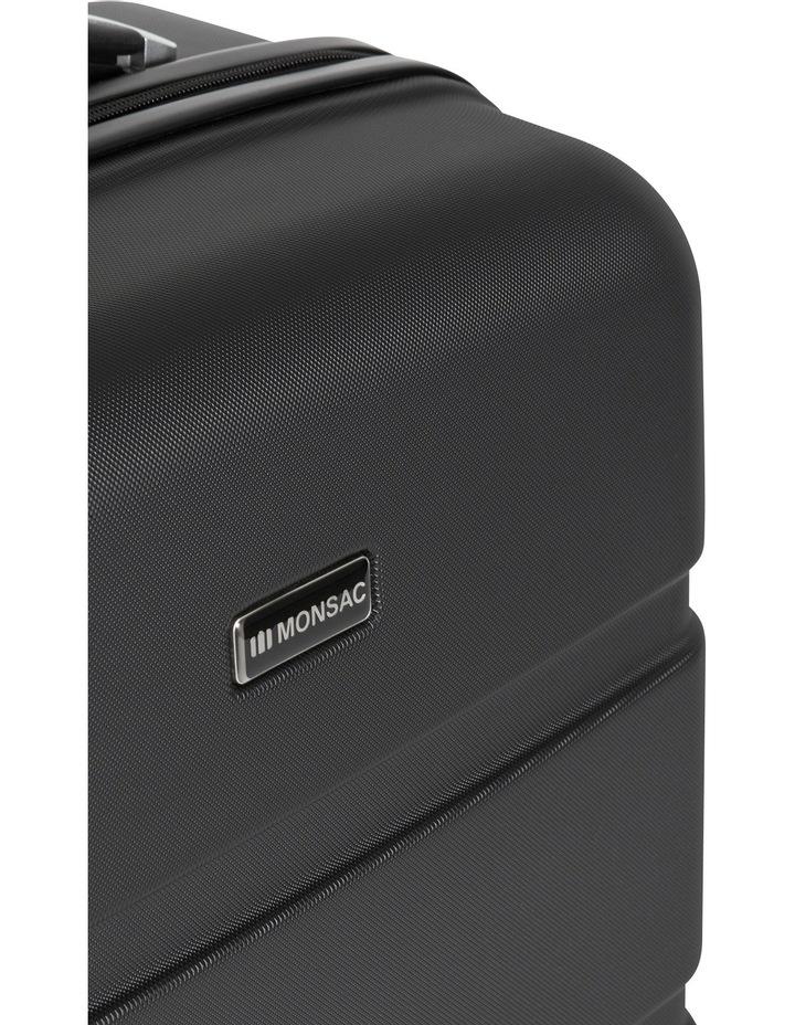 Mercury Hardside Spinner Case Large 80cm Black 4.6kg image 5