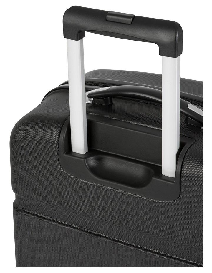 Mercury Hardside Spinner Case Large 80cm Black 4.6kg image 6
