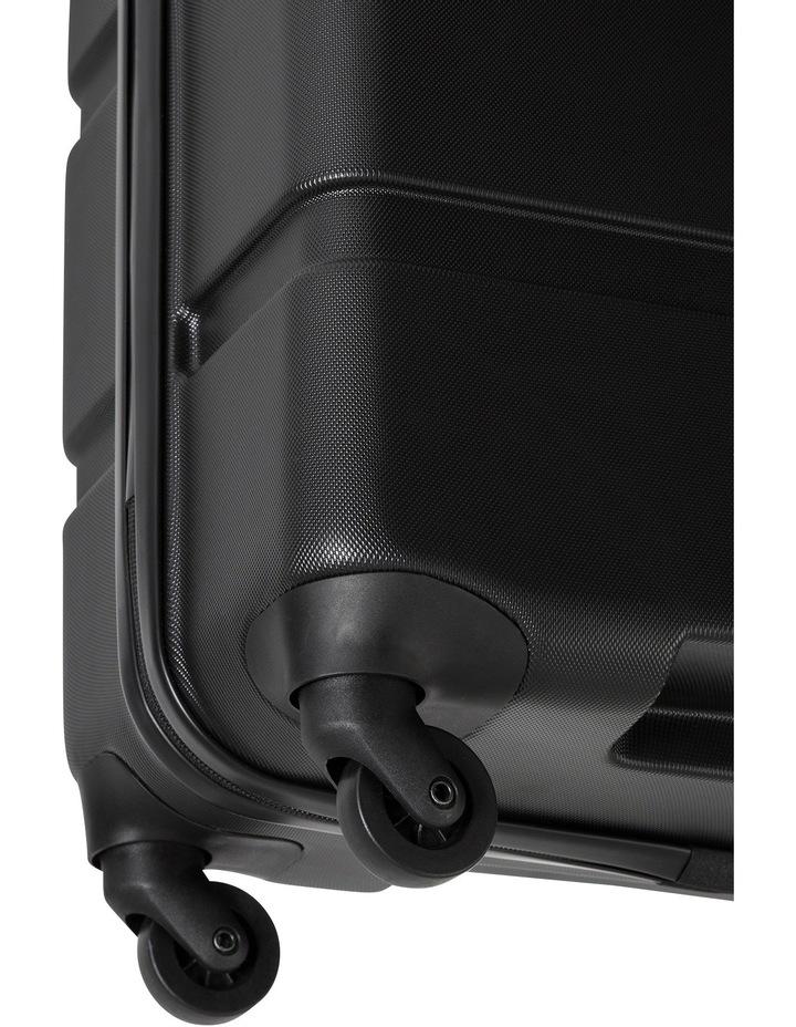 Mercury Hardside Spinner Case Large 80cm Black 4.6kg image 7