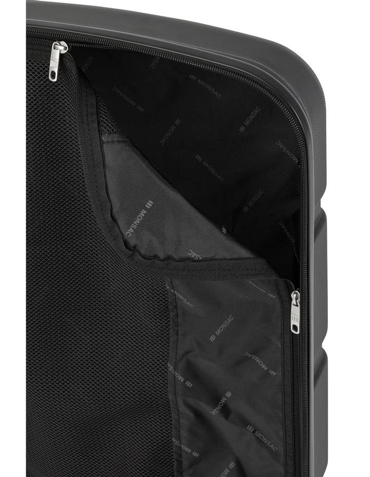 Mercury Hardside Spinner Case Large 80cm Black 4.6kg image 8