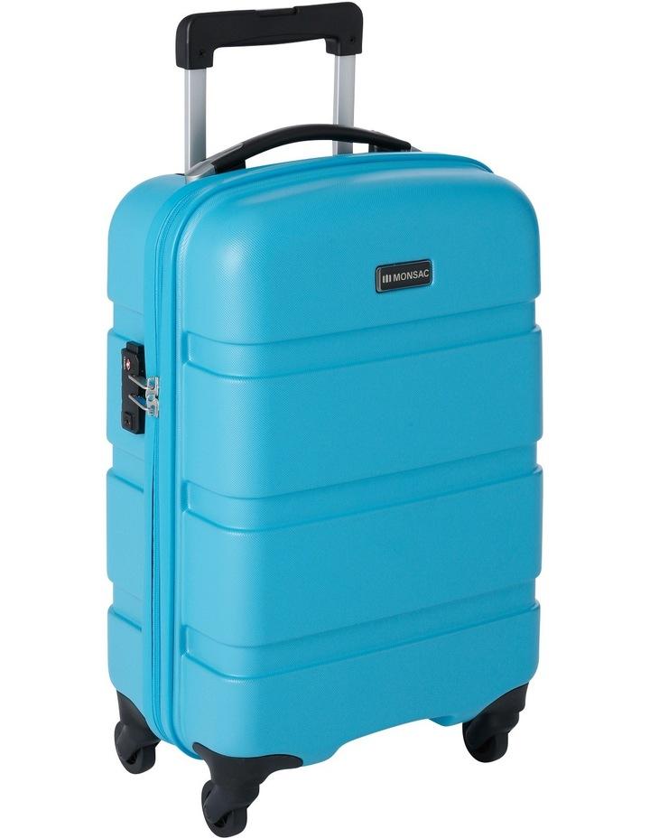 Mercury Hardside Spinner Case Small 56cm Turquoise 2.7kg image 3