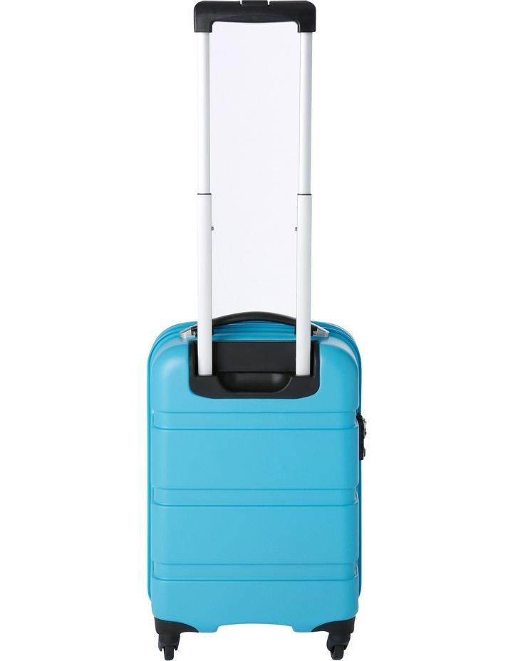 Mercury Hardside Spinner Case Small 56cm Turquoise 2.7kg image 4