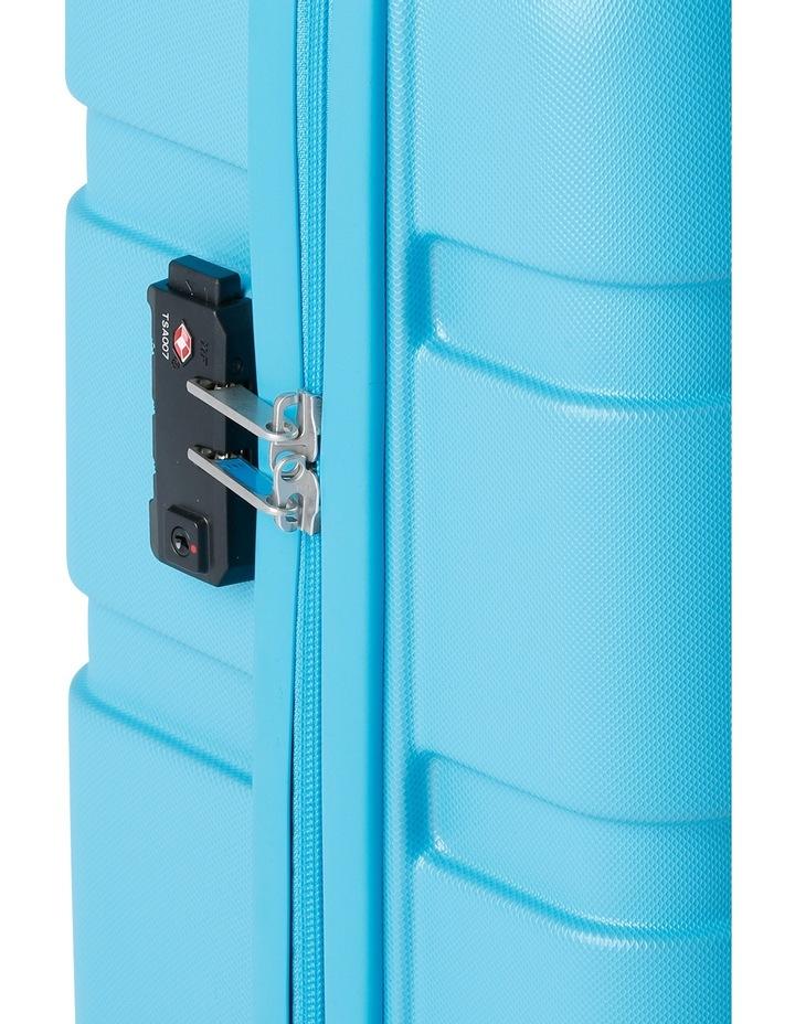 Mercury Hardside Spinner Case Small 56cm Turquoise 2.7kg image 6