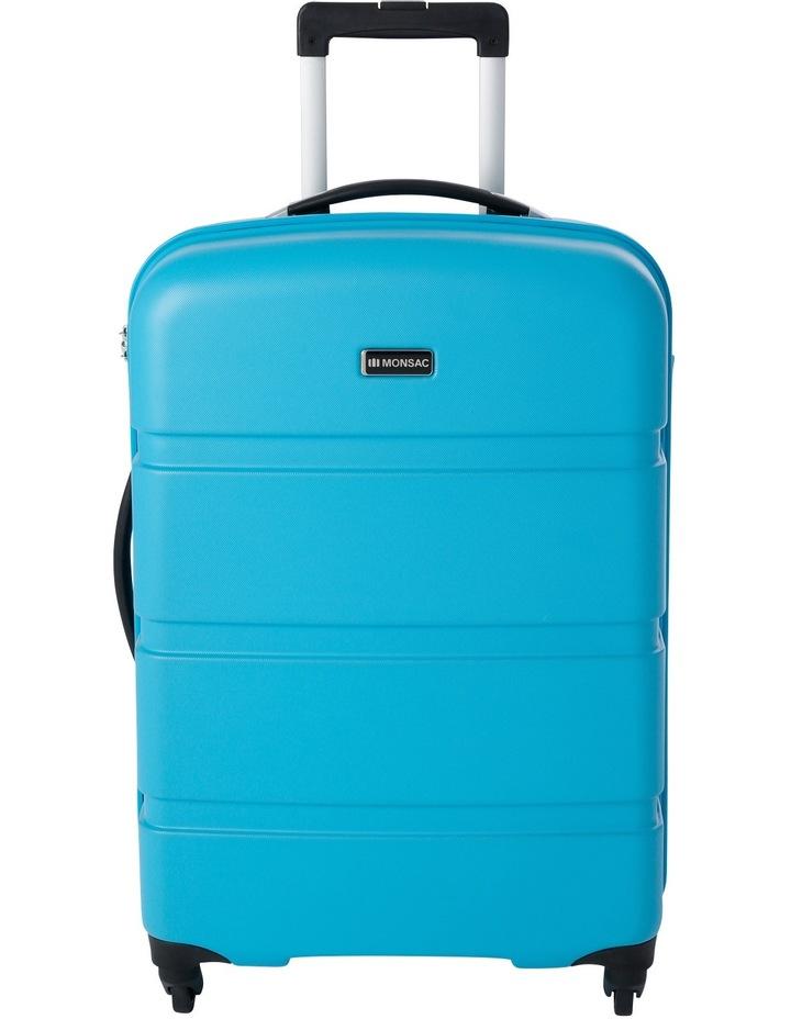 Mercury Hardside Spinner Case Medium 70cm Turquoise 3.7kg image 1