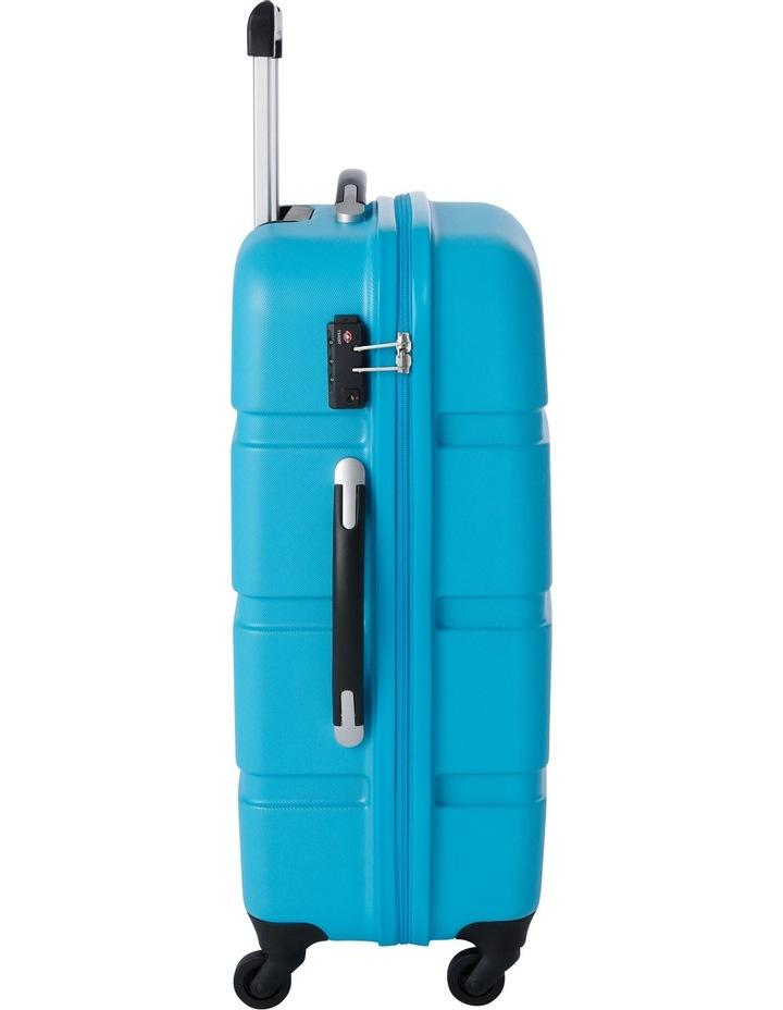 Mercury Hardside Spinner Case Medium 70cm Turquoise 3.7kg image 2