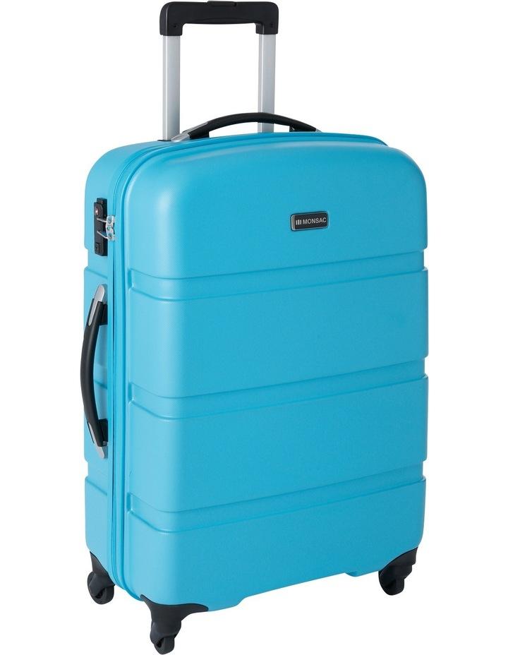 Mercury Hardside Spinner Case Medium 70cm Turquoise 3.7kg image 3
